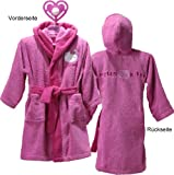 CTI 037993 Bademantel Hello Kitty Fuchsia / Frottee / 2-4...